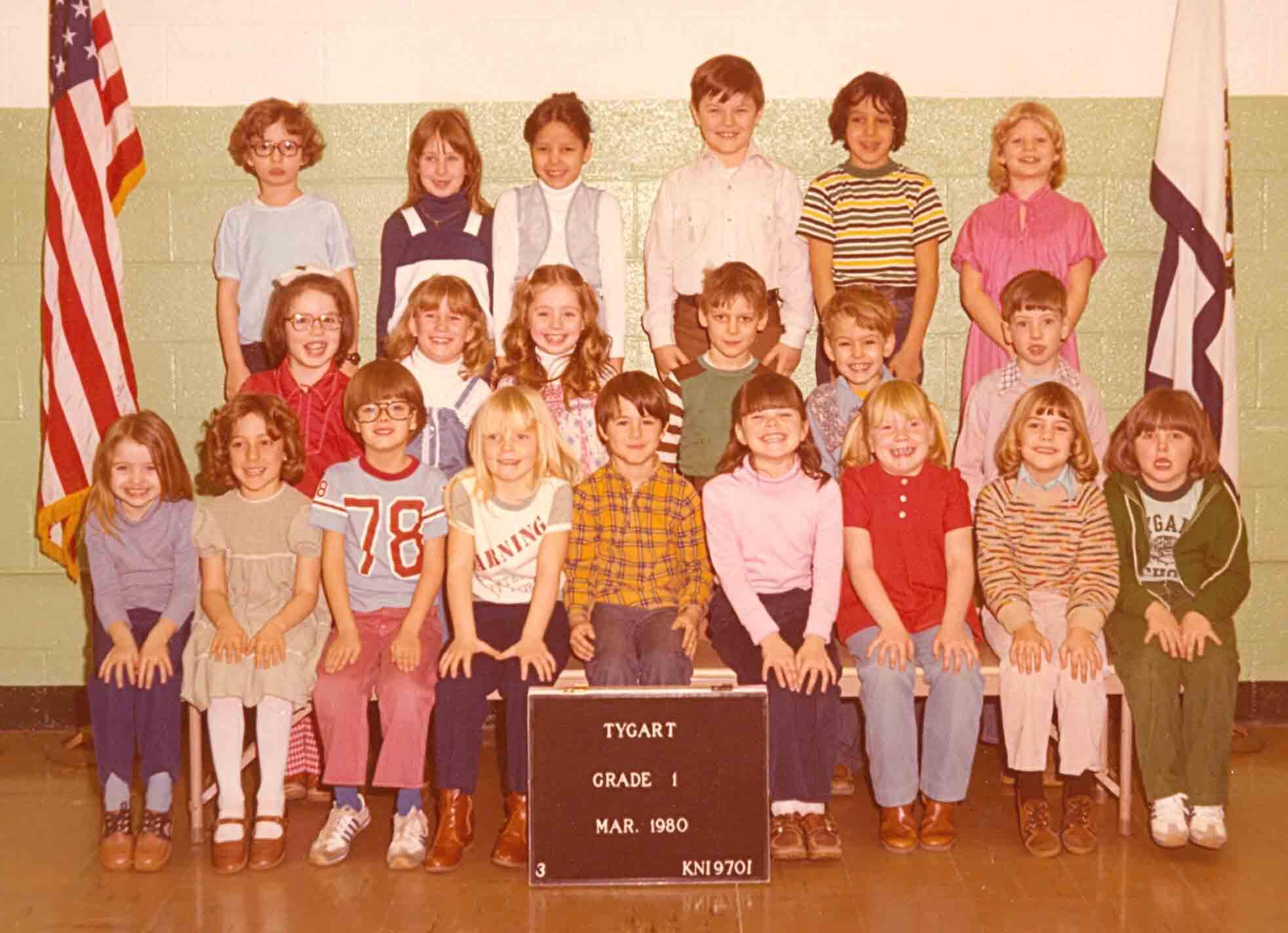 1980 School